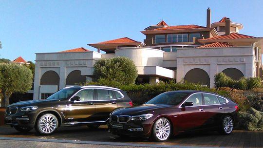 Prvá jazda: BMW X3 a BMW 6 GT – elegantné a dynamické zároveň