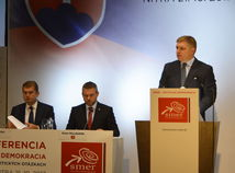 Konferencia smeru v Nitre Fico.