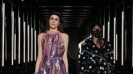 Dana Voda a Boris Hanečka - Fashion LIVE! 2017