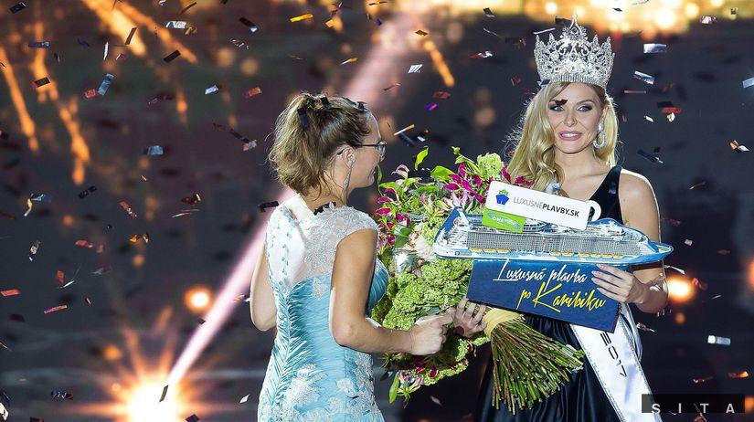 Miss Universe Slovenskej republiky 2017 Vanessa...