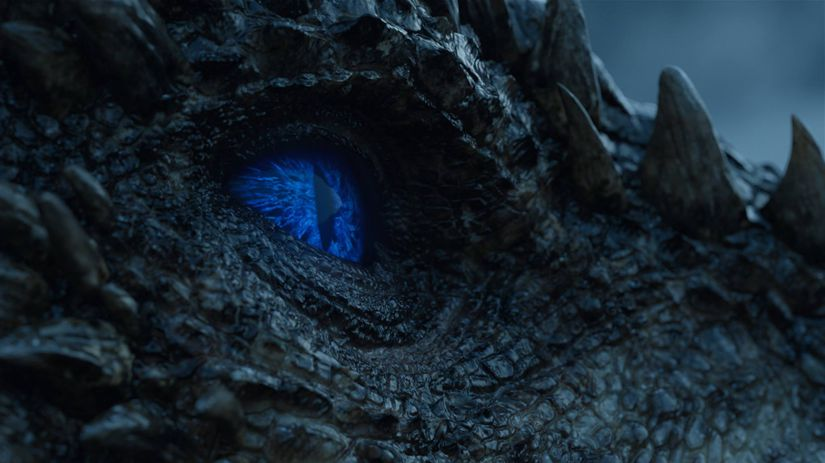 viserion, hra o tróny, game of thrones,