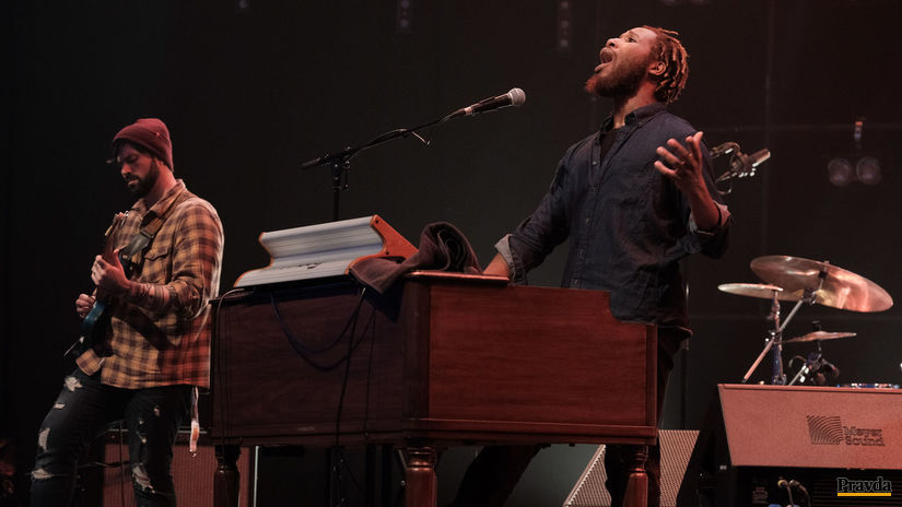 Cory Henry The Funk Apostles