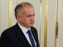 Prezident Kiska vypovedal na polícii, svedčil ako poškodený
