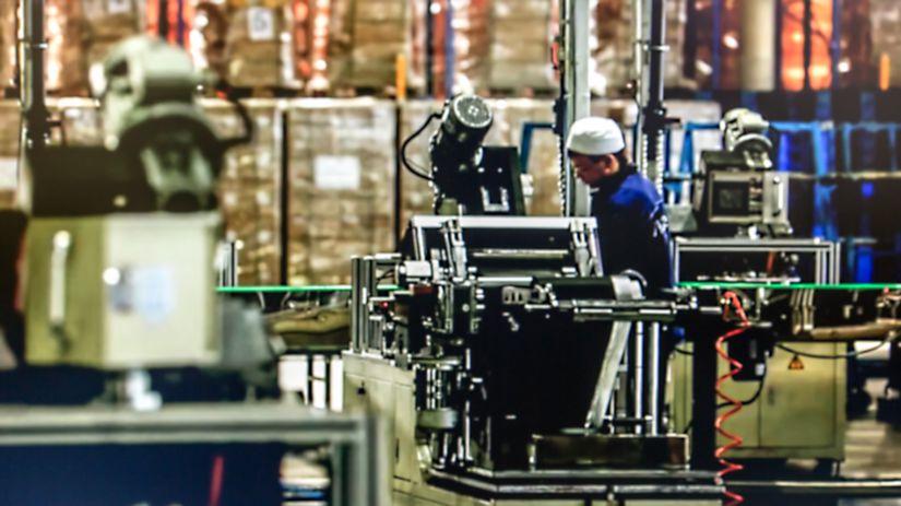fabrika, čína, lítium, výroba