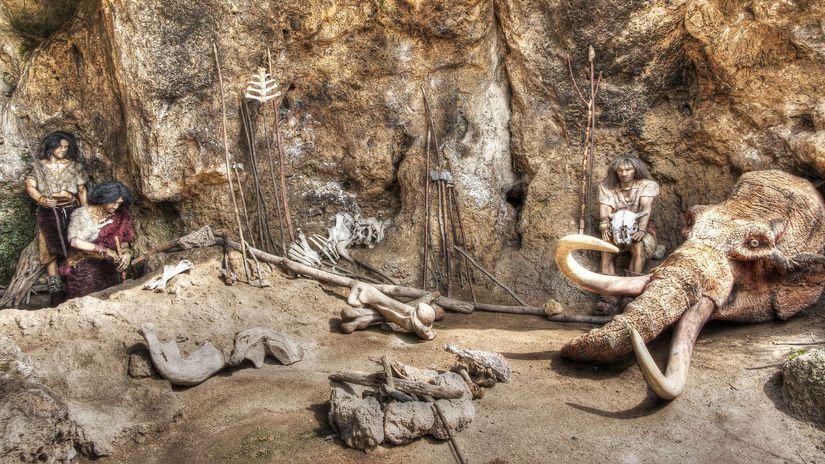Prepoštská jaskyňa, Bojnice, Bojnický zámok