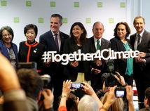 starostovia, C40 Cities iniciative, metropoly, emisie