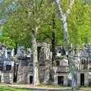 Pére Lachaise, cintorín, hroby, dušičky, Francúzsko, Paríž