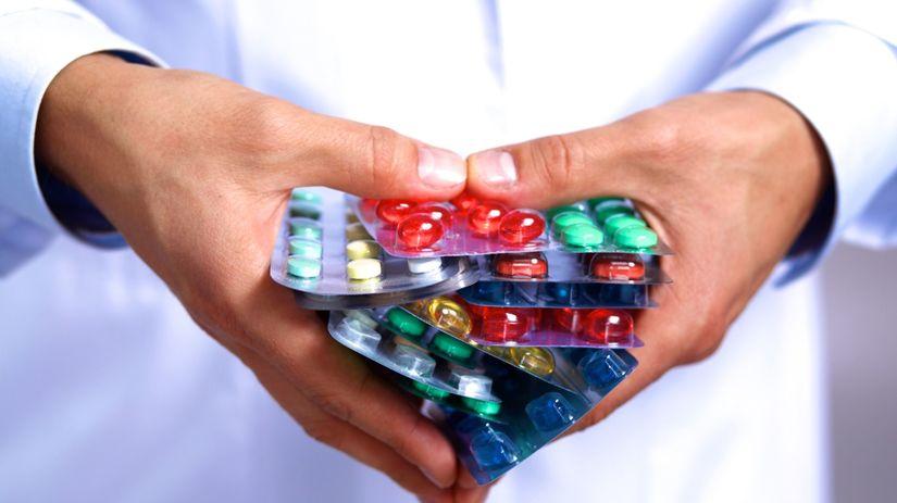 choroba, tabletka, lieky