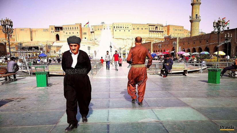 Erbil, Irak