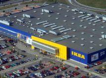 Ikea, parkovisko