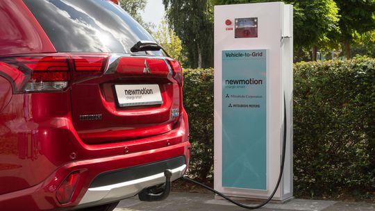 Mitsubishi spúšťa projekt V2G pre spojenie hybridov s elektrickou sieťou