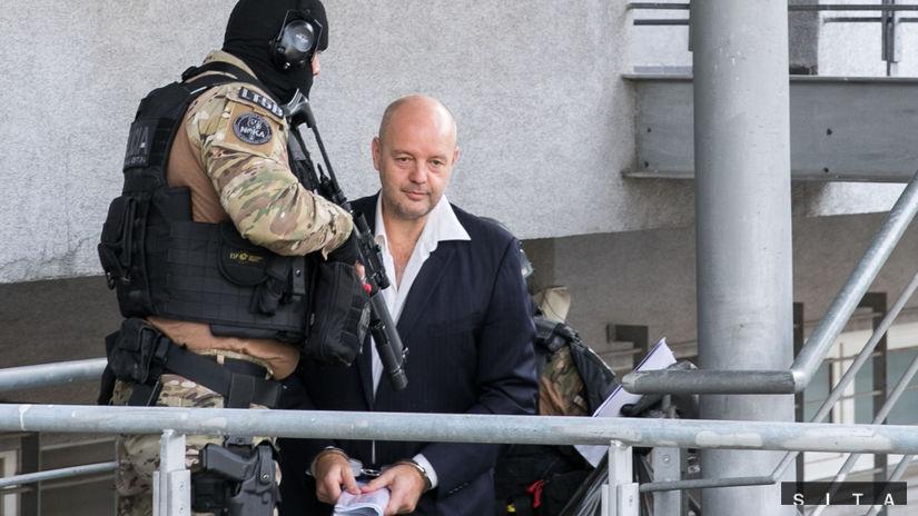 SÚDY: Vzatie do väzby obvineného Pavla R.