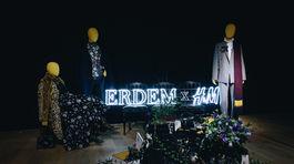 Atmosféra na predstavení kolekcie Erdem x H&M v Bratislave.