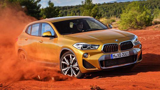 BMW X2: 'X-jednotka' v športovom drese mieri k mladším