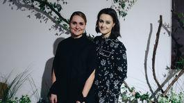 Katarína Tomášiková (vľavo) a Ivana Súkenníková