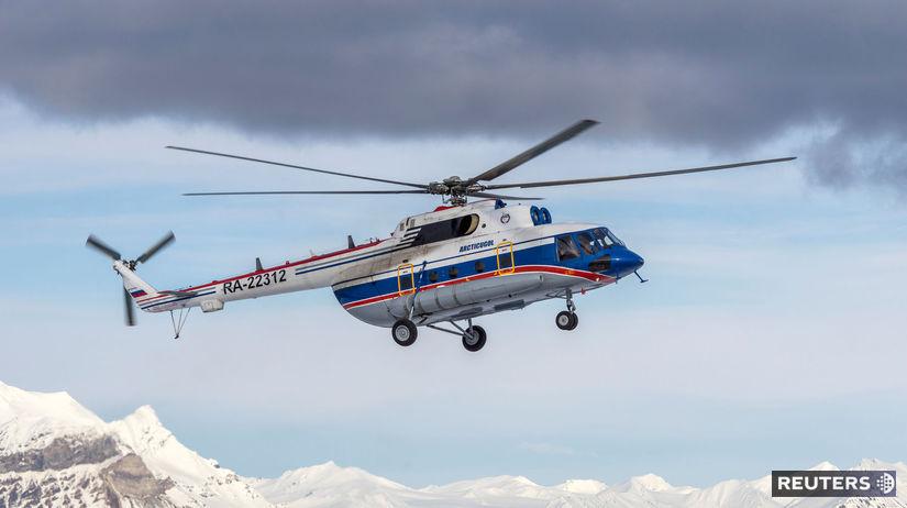 MI-8, helikoptera