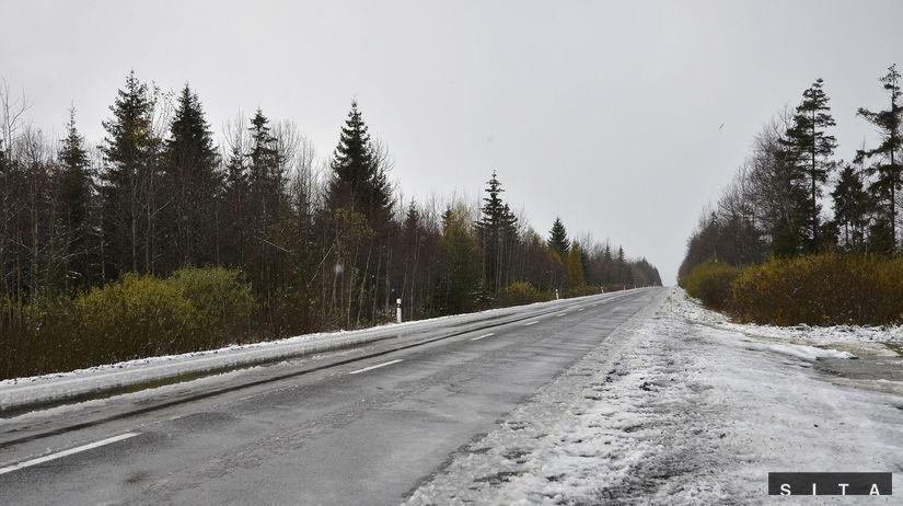 cesta tatry poprad sneh