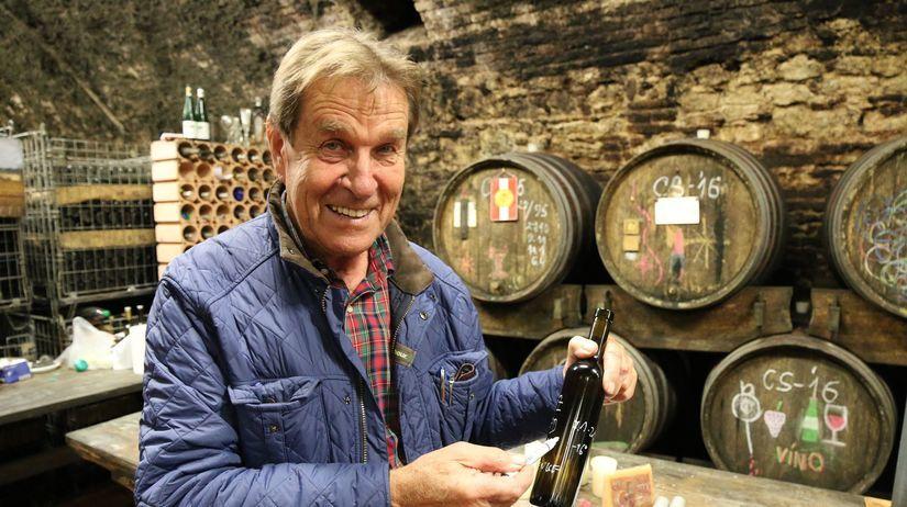 Miroslav Petrech, vinár  a vinohradník
