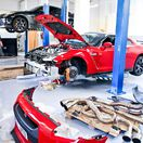 Nissan GT-R - servis