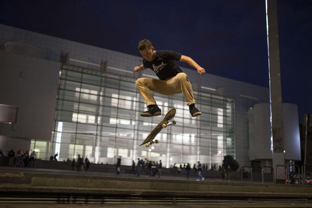 skateboard, skejt