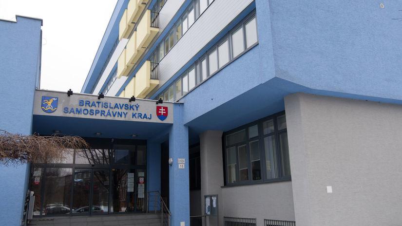 Bratislava, župa, úrad