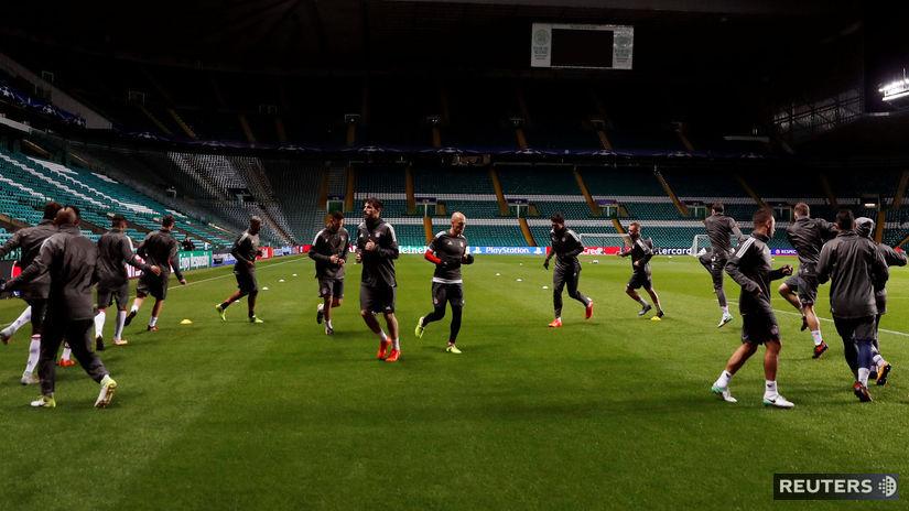 Celtic Glasgow, Bayern Mníchov,