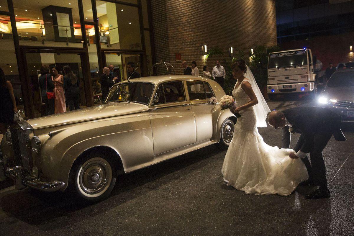 Venezuela, svadba, nevesta, ženích