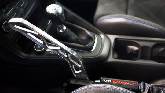 Ford vyvinul elektronickú ručnú brzdu pre drifterov. Nejde len o koncept