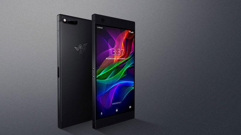 Razer phone, smartfón