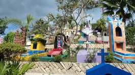 Cancun v Mexiku  Robert Jobb