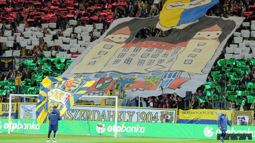 DAC Dunajská Streda, fanúšikovia