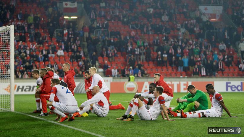 Slavia Praha, Villareal
