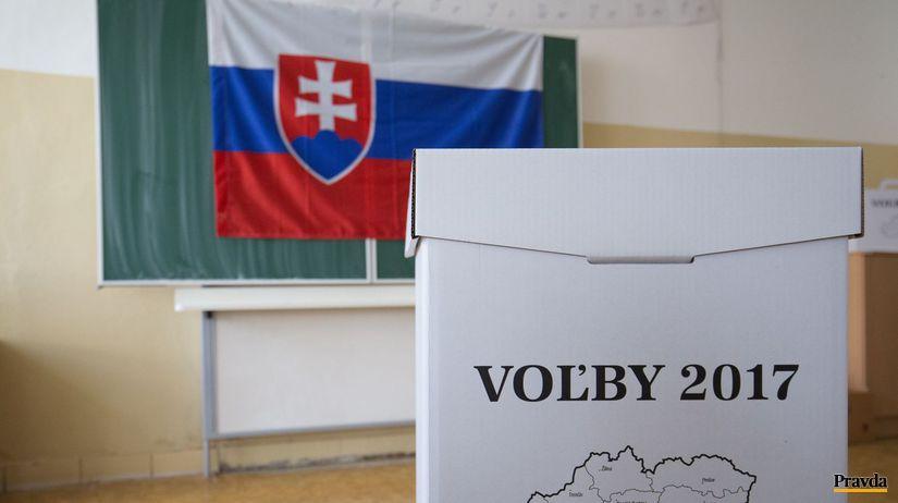 Voľby do VÚC 2017, urna