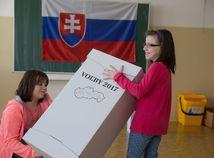 zupne volby, volby 2017, urna, priprava volebnych miestnosti,