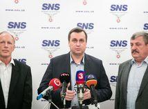 SNS: Výsledky volieb do VÚC