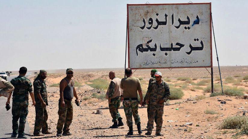 Syria, Dajr az–Zaur