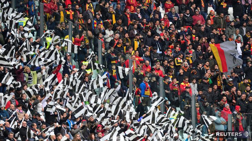 Benevento, Juventus