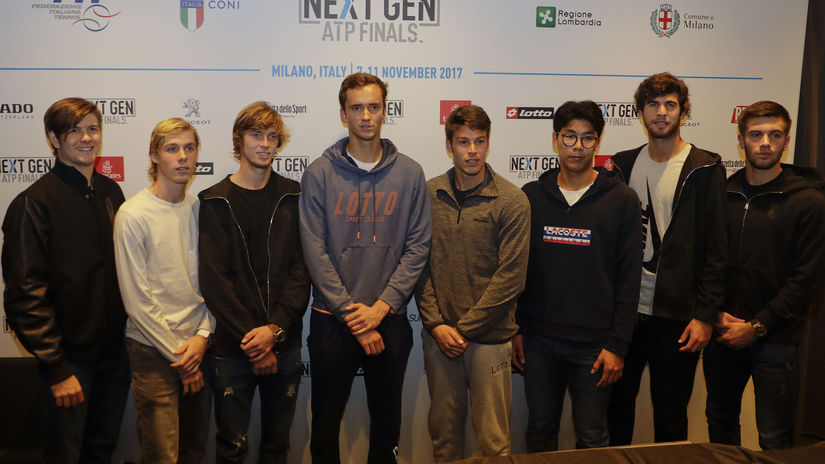 Next Gen Finals, tenis