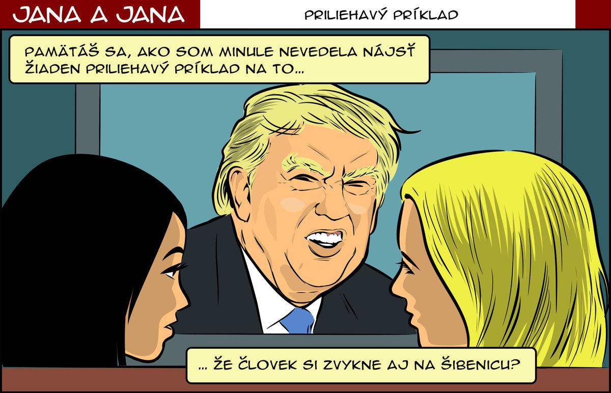 Karikatúra 08.11.2017