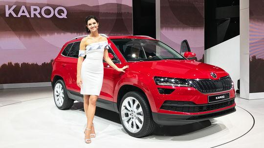 Škoda Karoq: Kompaktné české SUV je na trhu. Štartuje pod 20 000 eurami
