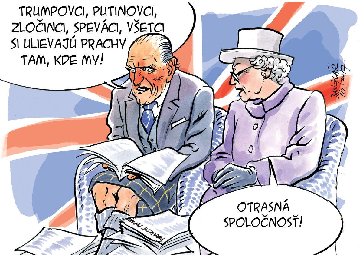 Karikatúra 09.11.2017
