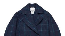 kabáty, kárované, trend, jeseň-zima 2017/2018