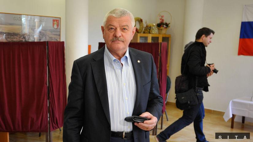 VO¼BY VÚC: Vo¾ba predsedu a poslancov TTSK