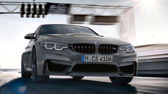 BMW M3 CS: Diéta a steroidy priniesli šprint na stovku pod štyri sekundy