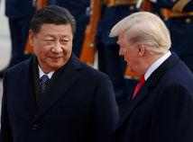 Donald Trump Si Ťin-Pching