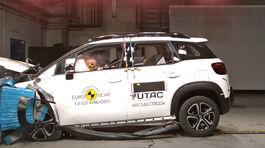 Euro NCAP - Citroën C3 Aircross