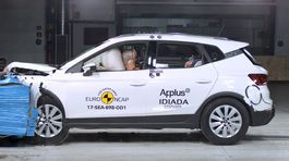 Euro NCAP - Seat Arona