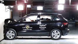 Euro NCAP - Škoda Karoq