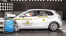 Euro NCAP - VW Polo