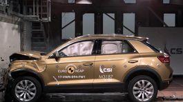 Euro NCAP - VW T-Roc